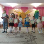 лауреаты фестиваля чтецов 2